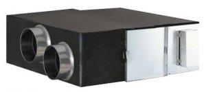 Centrale wentylacyjne odzysku ciepła z funkcją chłodzenia i/lub nawilżania